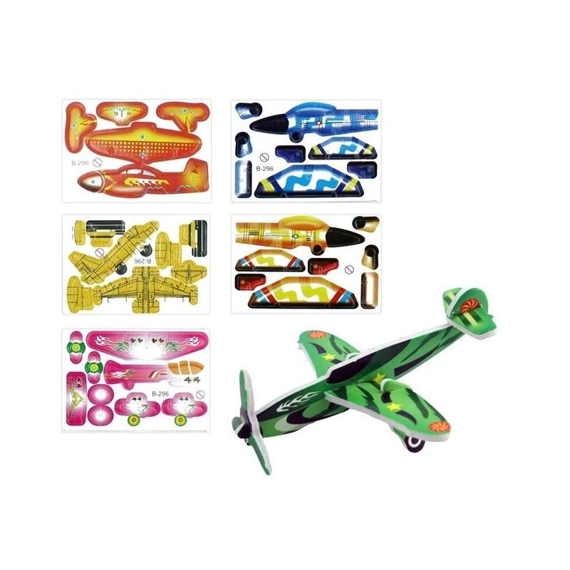 Aviones 3D  Originales y Divertidos Niños