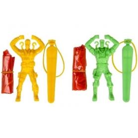 Paracaidista de Juguete  Originales y Divertidos Niños Detalles
