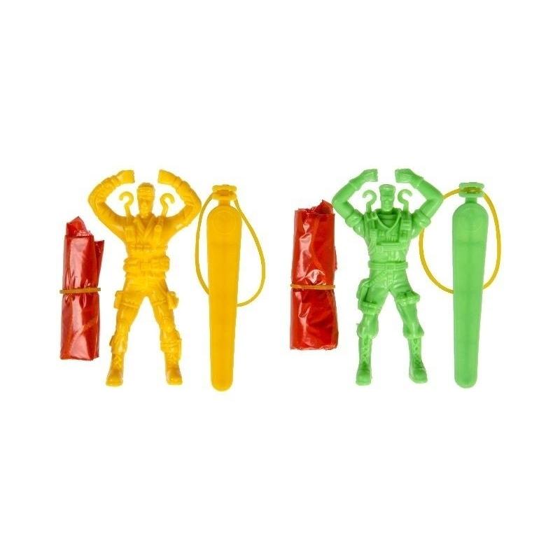 Paracaidista de Juguete  Originales y Divertidos Niños