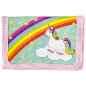 Monedero con Diseño de Unicornio