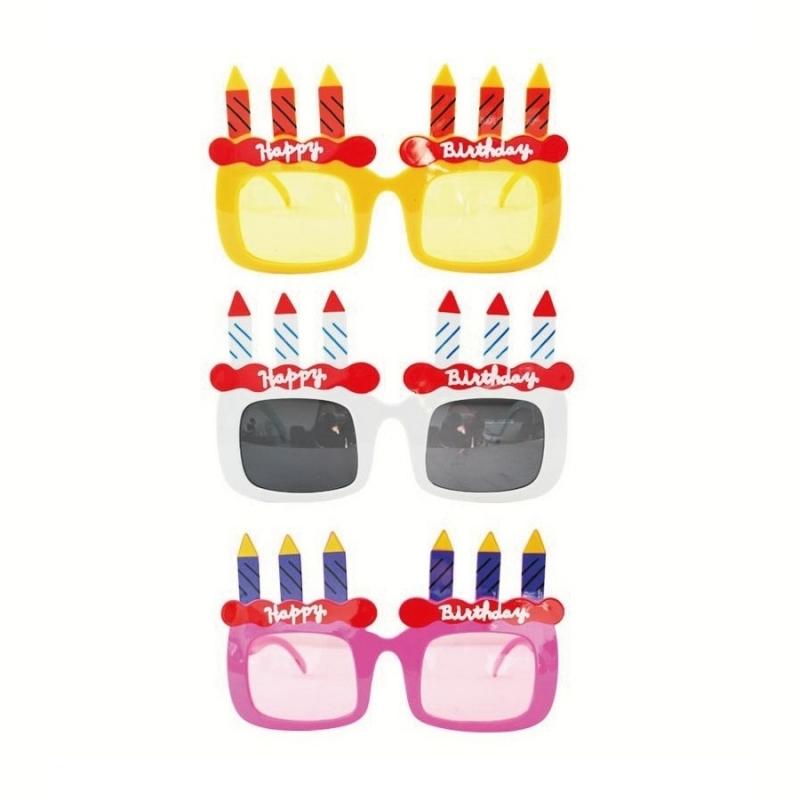 Gafas de Cumpleaños  Gafas
