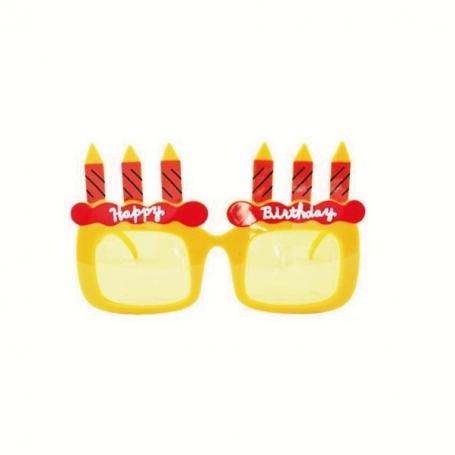 Gafas de Cumpleaños Otras decoraciones Decoración Cumple