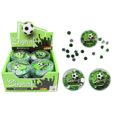 Confeti Fútbol
