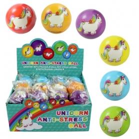 Pelotas Antiestrés Unicornio