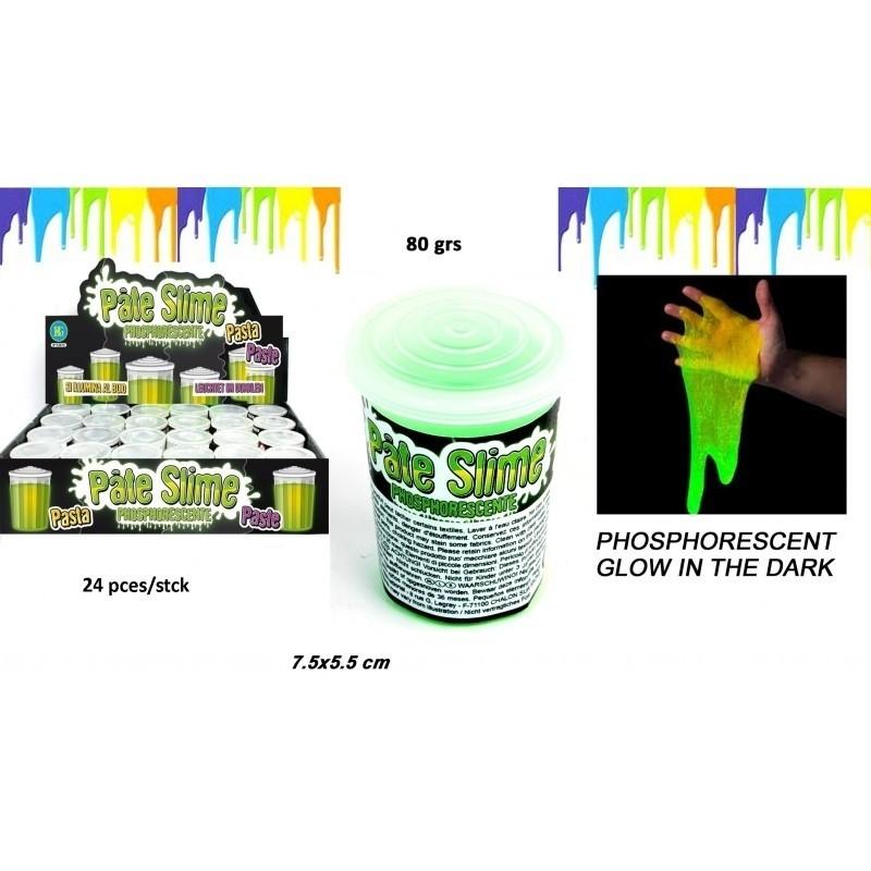 Slime Fluorescente
