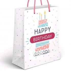 Bolsa de Regalo de Papel XL  Bolsas Cumpleaños Envoltorios