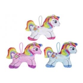 Peluche de Unicornio Pequeño  Originales y Divertidos Niños
