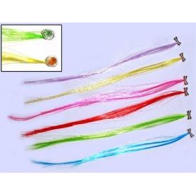 Mechas de Colores para Niñas Pack  Detalles Papeleria