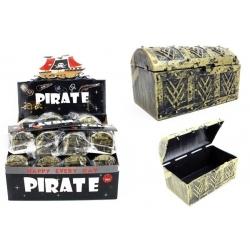 Cofre Tesoro Pirata  Originales y Divertidos Niños Detalles de