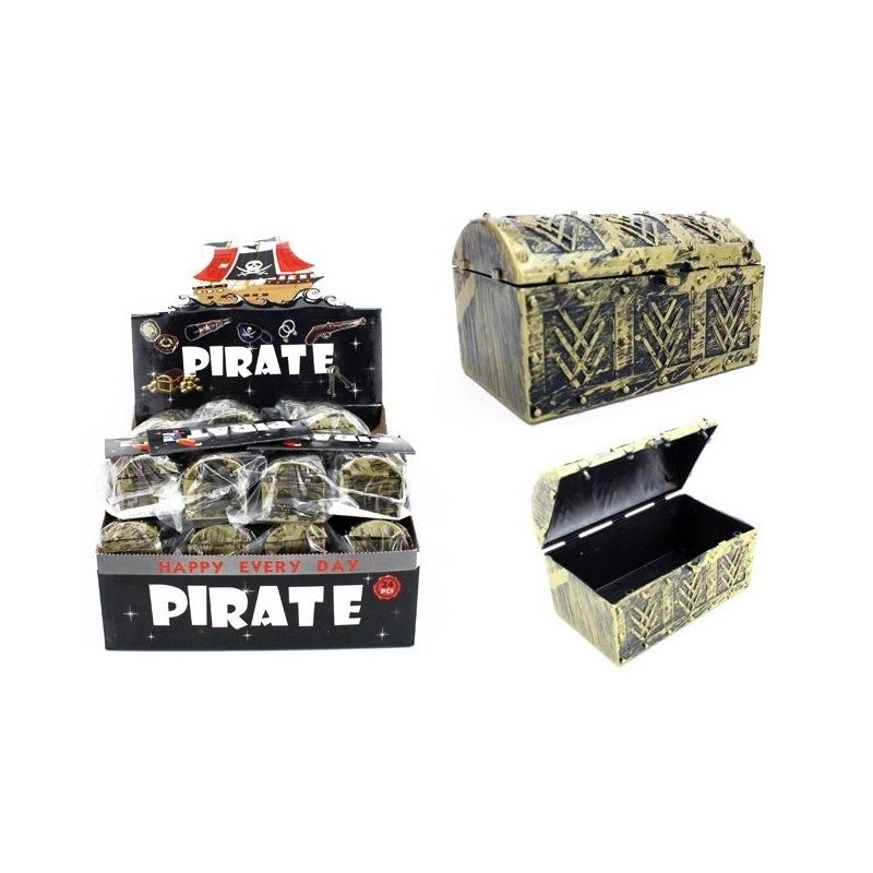 Cofre Tesoro Pirata  Originales y Divertidos Niños
