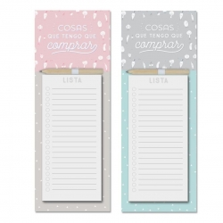 Block de Notas Iman Nevera  Libretas Regalitos 1,30 €