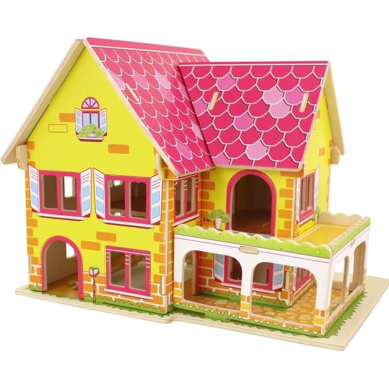 Puzzle en 3D Casa  Puzzles