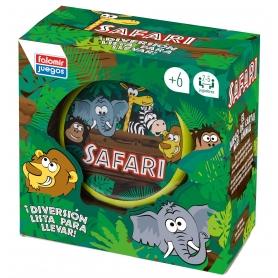 Juego de Safari