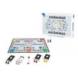 Sinónimos y Antónimos juegos