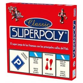 Superpoly Clásico  Juegos de Mesa