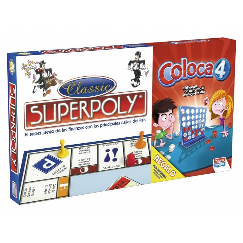 Pack de Juegos Superpoly