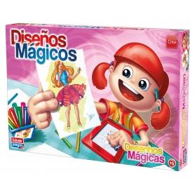 Juegos Diseños Mágicos