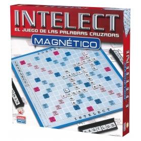 Juego Intelect Magnético  Juegos de Mesa