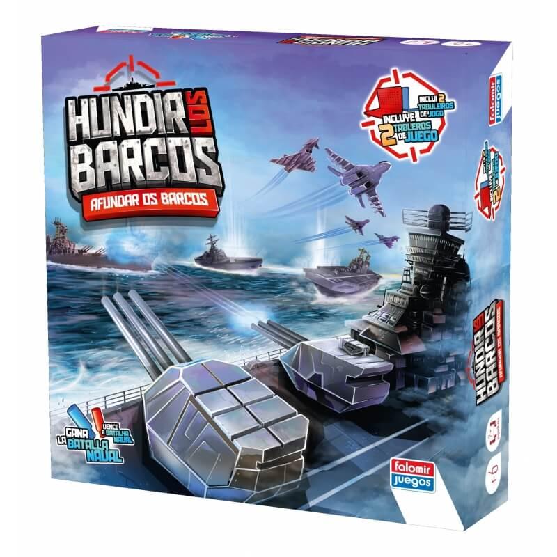 Hundir los Barcos  Juegos de Mesa