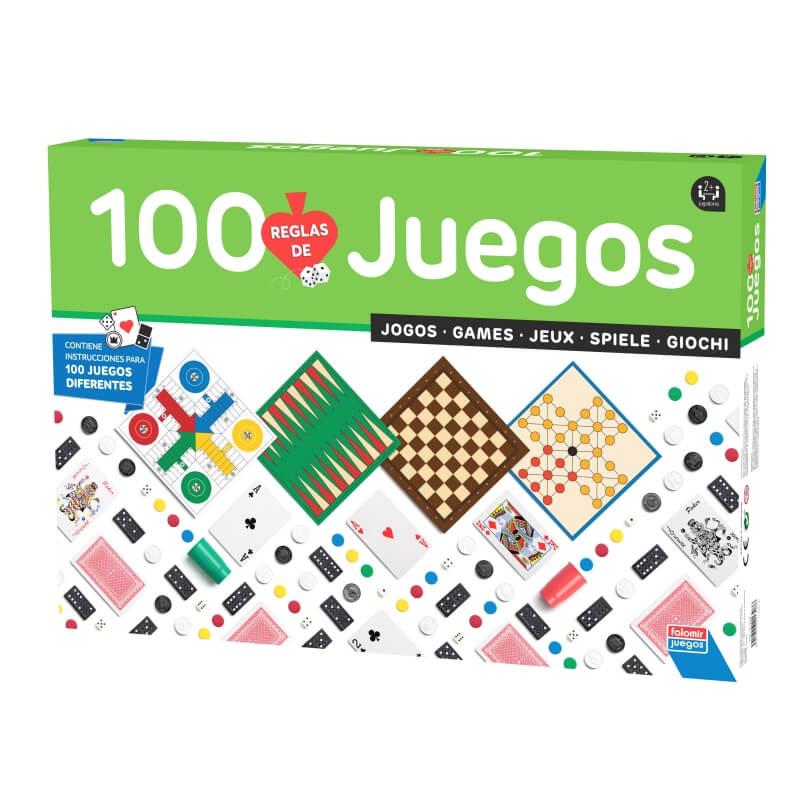 100 Juegos Reunidos  Juegos de Mesa