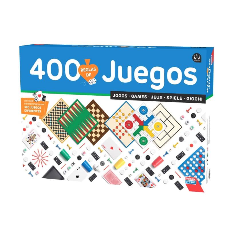 400 Juegos Reunidos  Juego