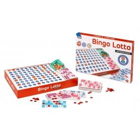 Bingo Lotto Juego de Mesa