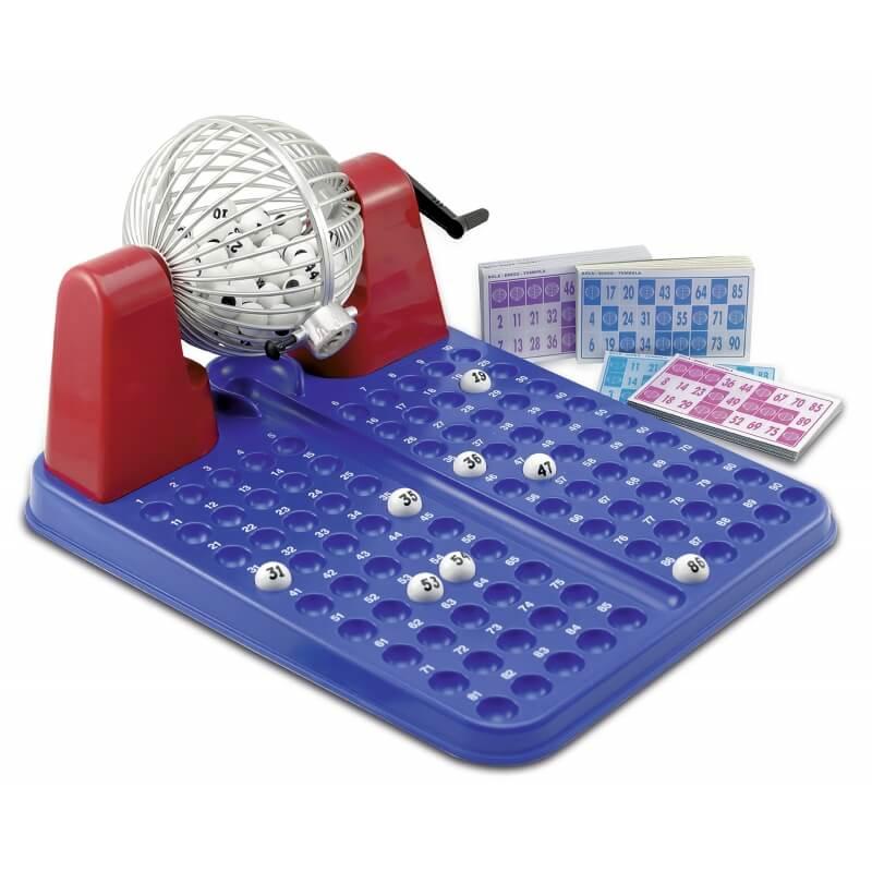 Bingo xxl  Juegos de Mesa