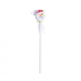 Lápiz Navidad Navidad: arbol de navidad, muñeco de nieve, papá
