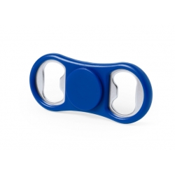 Fidget Spinner Abridor Color: azul, negro, blanco, rojo