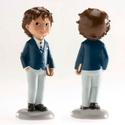 Muñeco comunión niño Figuras Tarta Necesarios Comunión