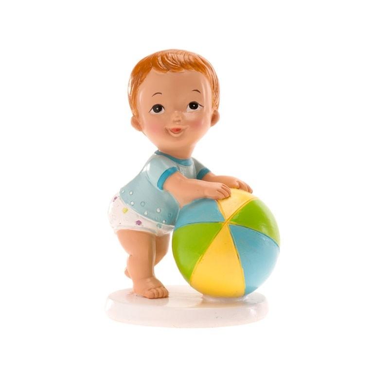 Figura bautizo niño Figuras tarta Detalles Bautizo