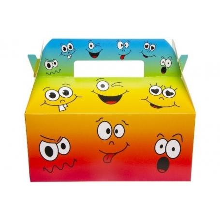 Caja detalles niños Cajas Envoltorios