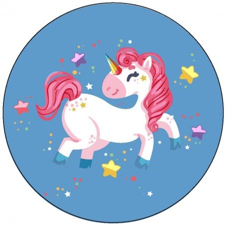 Pegatina unicornio Pegatinas Adhesivos y Tarjetas