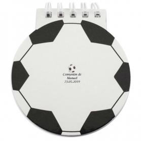 Libreta Futbol