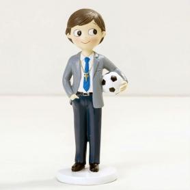 Figura comunión fútbol