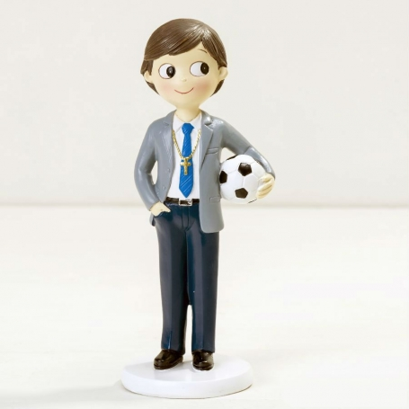 Figura comunión fútbol Figuras Tarta Necesarios Comunión