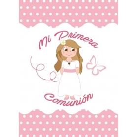 Etiquetas Vino Comunión