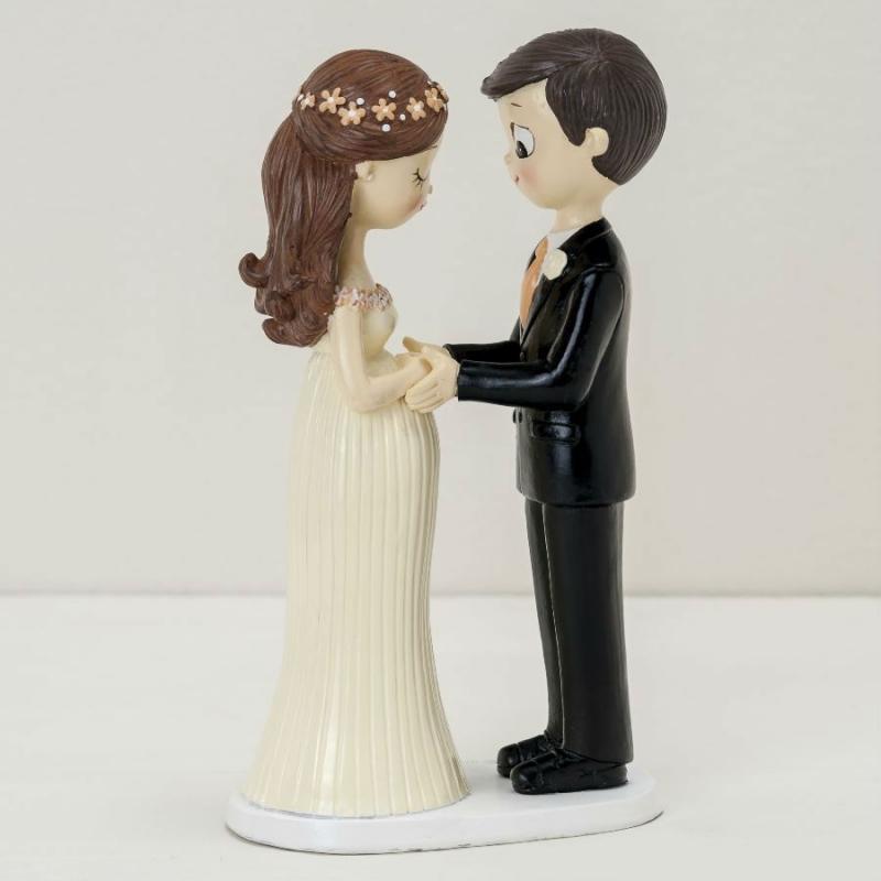 Muñecos tarta embarazada Figuras Tarta Necesarios Boda