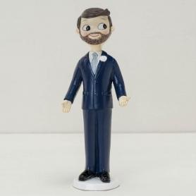 Muñeco bodas hombre