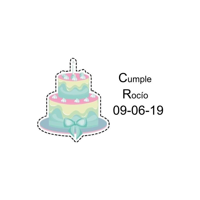 Adhesivos Cumpleaños