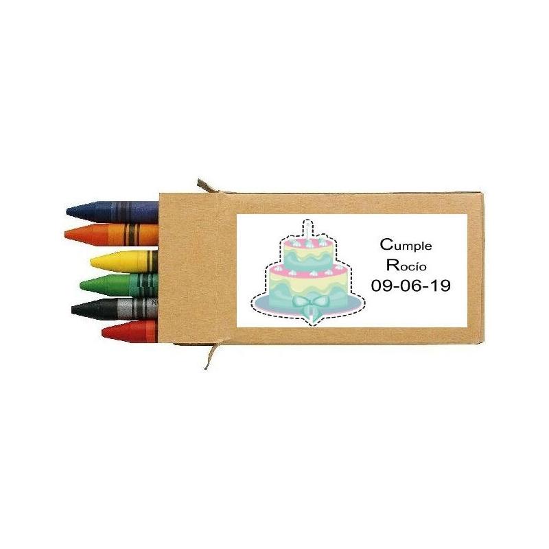 Ceras para cumpleaños