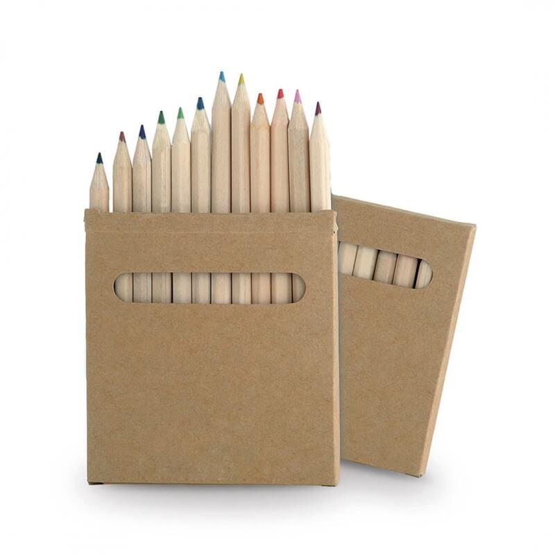 Caja Lápices Boys Detalles Papelería Detalles Niños