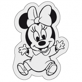 Adhesivos Minnie