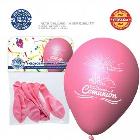 Pack globos decoración comunión
