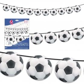 Guirnalda de fútbol Banderines y Guirnaldas para Comuniones