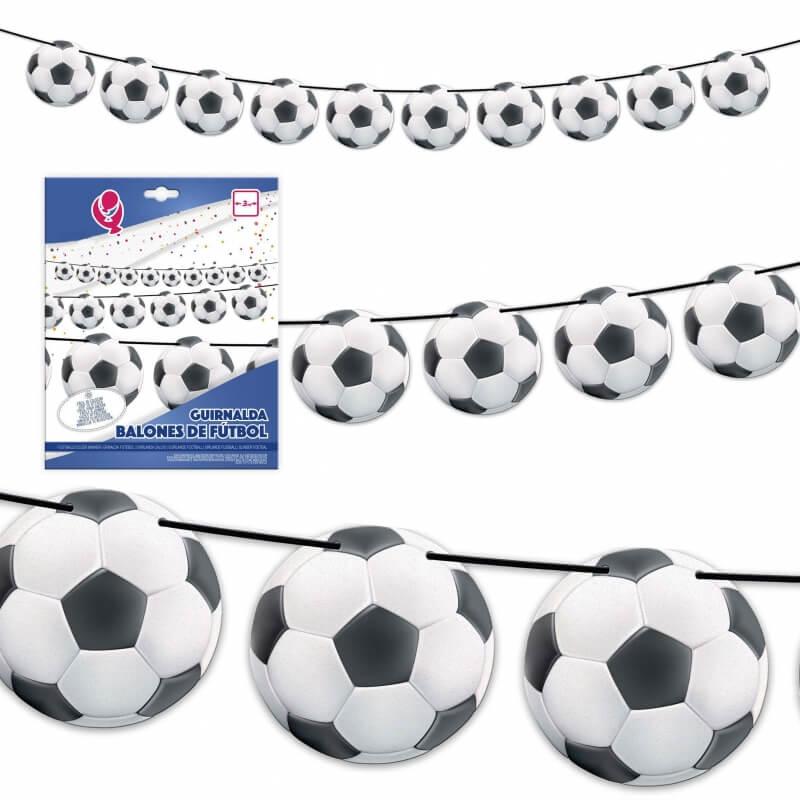 Guirnalda de fútbol