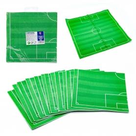 Pack de servilletas fútbol