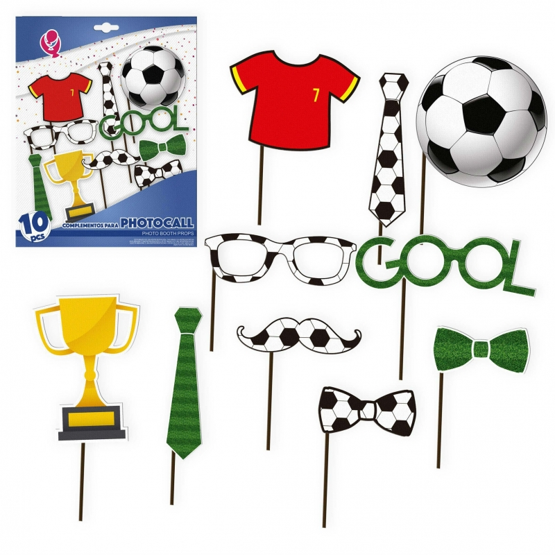 Soccer photocall pack