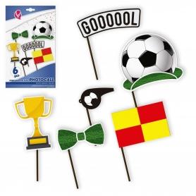 Photocall futbolero Complementos Originales Complementos