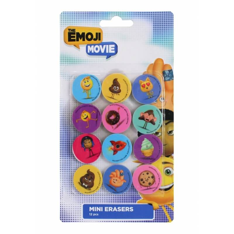 Pack gomas emoji